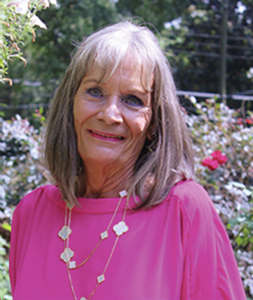 Joan Gillings