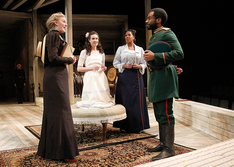 Three Sisters | PlayMakers Repertory Company