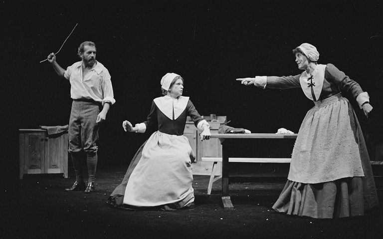 The Crucible   PlayMakers Repertory Company