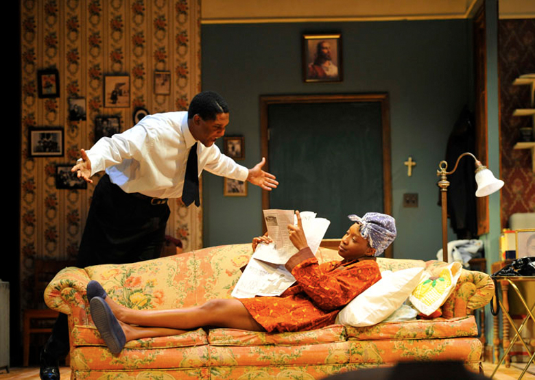 a raisin in the sun playmakers repertory company