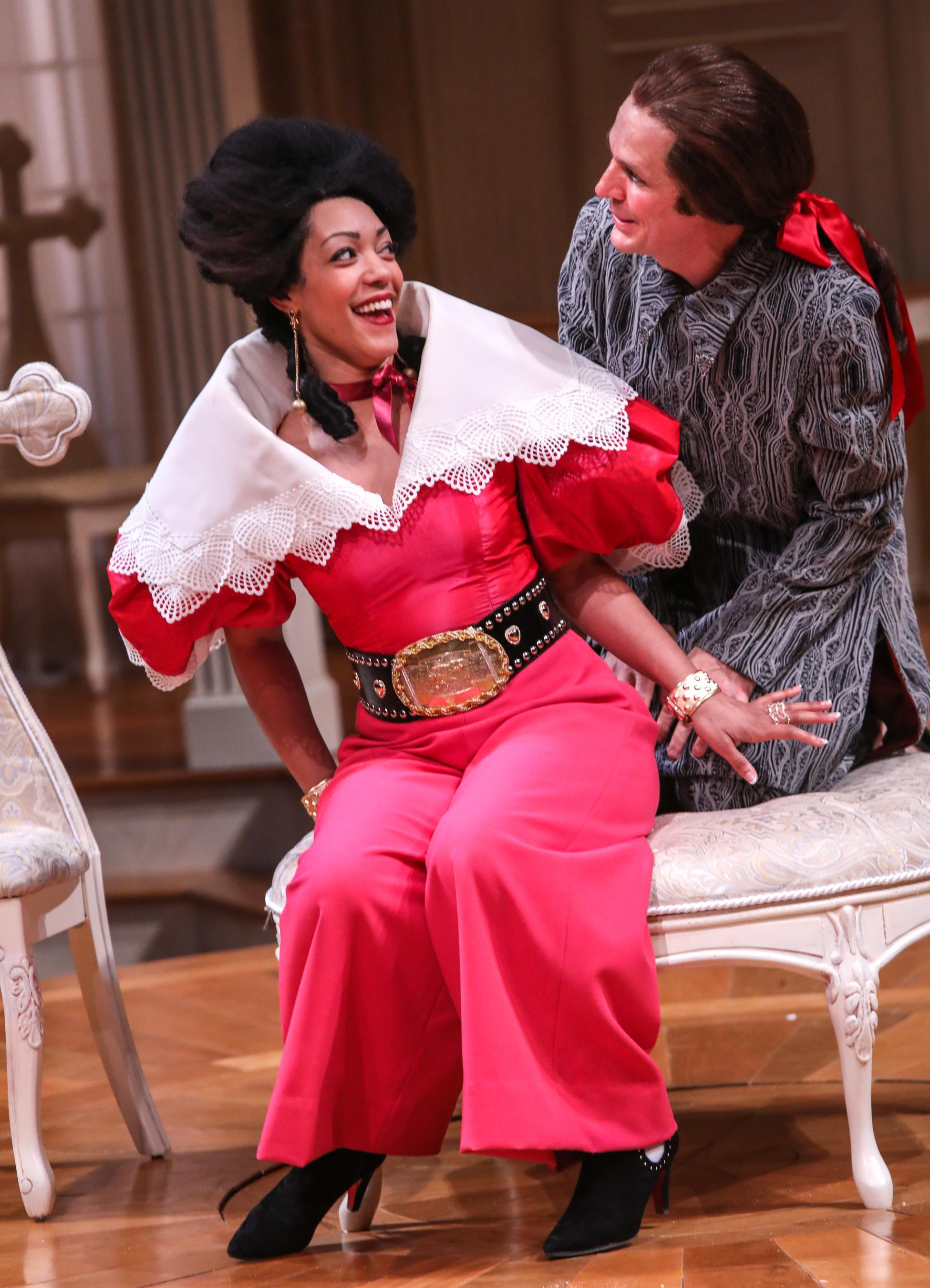 Nemuna Ceesay as Elmire