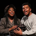 11_AnnEliza Canning-Skinner as Sarah and Fergie L. Philippe as Coalhouse in RAGTIME at PlayMakers_Directed by Zi Alikhan_HuthPhoto