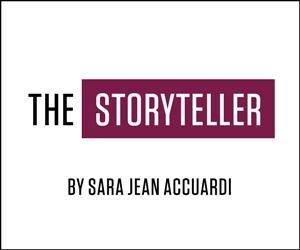THE STORYTELLER by Sarah Jean Accuardi
